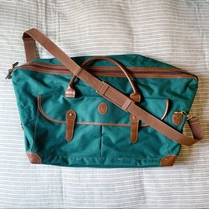 Ralph Lauren Bags - Hunter Green XL Ralph Lauren Weekender Duffel Bag